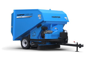 Harper Turf TV60 RE Turf Vac