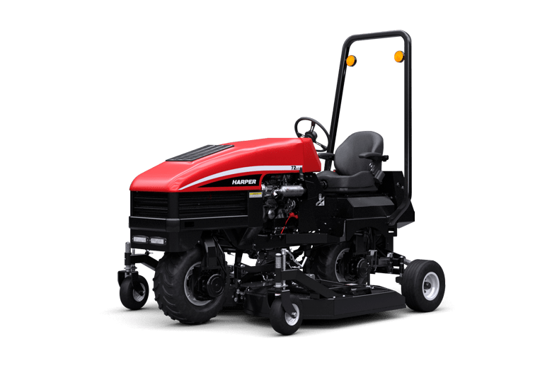 ATM 72LC Slope Mower by Harper Turf