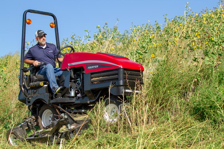 ATM 72 Hillside Mower