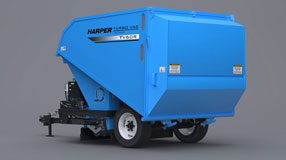 Harper Turf TV60RE Turf Vac
