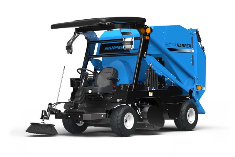 TV35 Turf Vac by Harper Turf